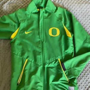 University of Oregon Dri-fit jacket